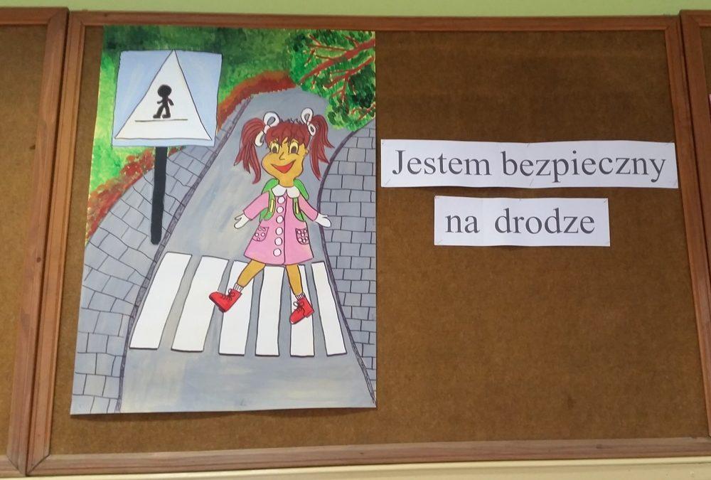 """Kolejna akcja w ramach projektu """"Odblaskowa szkoła"""""""
