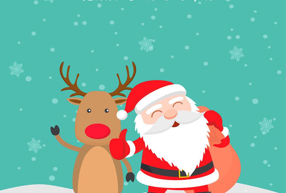 """Santa, please don't forget me…"""
